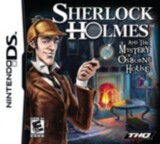Sherlock Holmes and the Mystery of Osborne House Pack Shot
