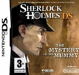 Sherlock Holmes: The Mystery of the Mummy Pack Shot