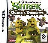 Shrek: Ogres and Dronkeys Pack Shot