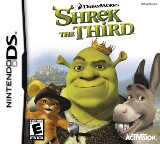 Shrek the Third Pack Shot