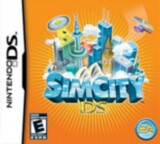SimCity DS Pack Shot