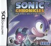 Sonic Chronicles: The Dark Brotherhood Pack Shot
