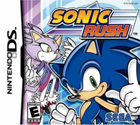 Sonic Rush Pack Shot