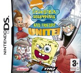 SpongeBob and Friends: Unite! Pack Shot
