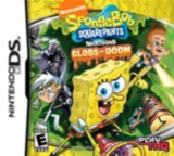 SpongeBob SquarePants featuring Nicktoons: Globs of Doom Pack Shot