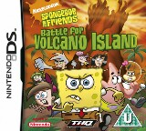 SpongeBob SquarePants & Friends: Battle for Volcano Island Pack Shot