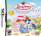 Strawberry Shortcake: Strawberryland Games Pack Shot