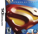 Superman Returns: The Videogame Pack Shot