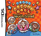 Super Monkey Ball Touch & Roll Pack Shot