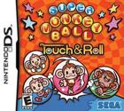 Super Monkey Ball Touch & Roll Pack Shot