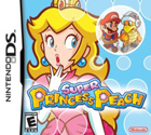 Super Princess Peach Pack Shot