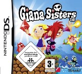 The Great Giana Sisters Pack Shot