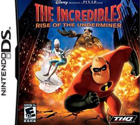The Incredibles: Rise of the Underminer Pack Shot