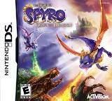The Legend of Spyro: Dawn of the Dragon Pack Shot