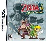The Legend of Zelda: Spirit Tracks Pack Shot