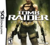 Tomb Raider: Underworld Pack Shot