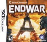 Tom Clancy's EndWar Pack Shot