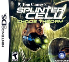 Tom Clancy's Splinter Cell Chaos Theory Pack Shot