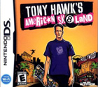 Tony Hawk's American Sk8land Pack Shot