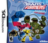 Transformers Animated: The Game Pack Shot