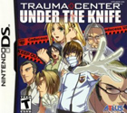 Trauma Center: Under the Knife Pack Shot