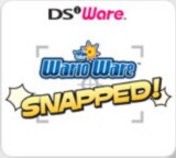 WarioWare: Snapped Pack Shot