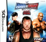 WWE SmackDown! vs. RAW 2008 Pack Shot