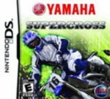 Yamaha Supercross Pack Shot