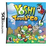Yoshi's Touch and  Go Pack Shot