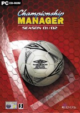 Championship Manager 01/02 Pack Shot