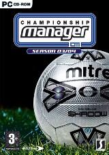 Championship Manager 03/04 Pack Shot