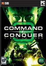 Command and Conquer 3: Tiberium Wars Pack Shot