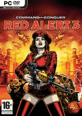 Command & Conquer: Red Alert 3 Pack Shot