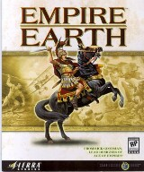 Empire Earth Pack Shot