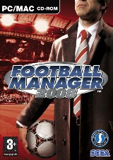 Football Manager 2008 Pack Shot