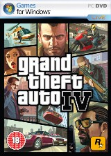 Grand Theft Auto 4 Pack Shot