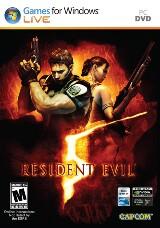 Resident Evil 5 Pack Shot
