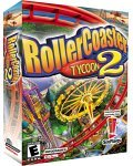 RollerCoaster Tycoon 2 Pack Shot