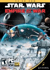 Star Wars: Empire at War Pack Shot