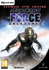 Star Wars: The Force Unleashed Pack Shot