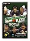 World Championship Snooker 2003 Pack Shot