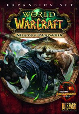 World of Warcraft: Mists of Pandaria Pack Shot