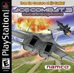 Ace Combat 3 Pack Shot