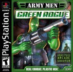 Army Men: Green Rogue Pack Shot