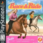 Barbie Race and Ride Pack Shot