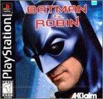 Batman and Robin Pack Shot