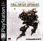 Final Fantasy Anthology Pack Shot