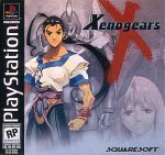 Xenogears Pack Shot