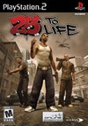 25 to Life PlayStation 2