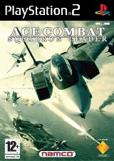 Ace Combat 5 Squadron Leader Pack Shot